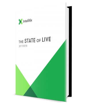 State of Live Events Report 2018